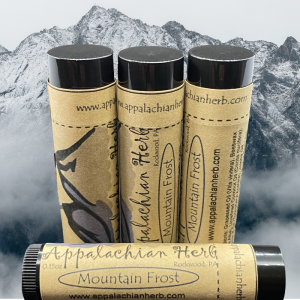 Mountain Frost Lip Balm
