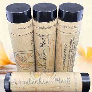 Vanilla Sunrise Lip Balm
